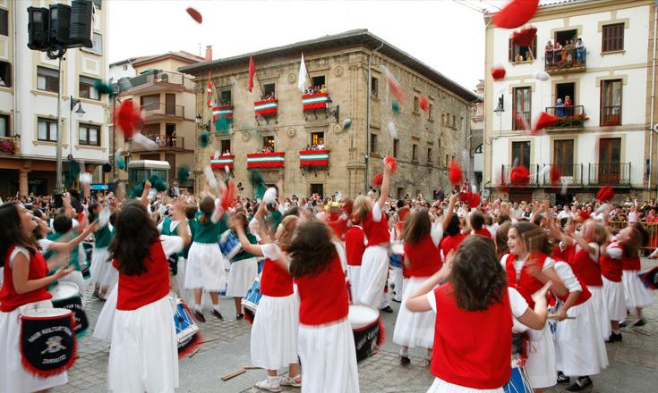 Fiestas de San Pelayo