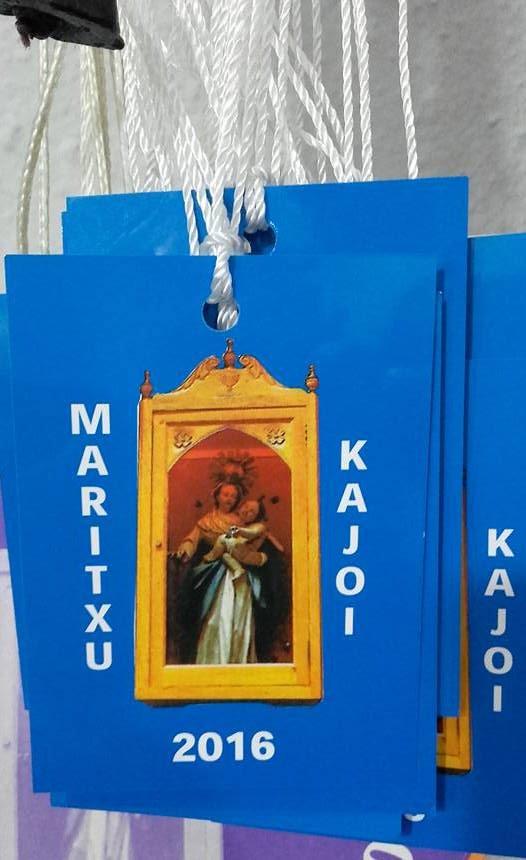 Maritxu Kajoi en Arrasate