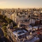 Congress_Plaza,_Buenos_Aires_at_Sunset